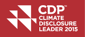 Climate Disclosure Leader 2015