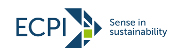 Logo ECPI Sense in sustainability