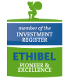 Member of the INVESTMENT REGISTER - ETHIBEL PIONEER & EXCELLENCE