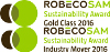 Logo ROBECOSAM Sustainability Award 2016