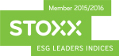 Member 2015 / 2016. STOXX. Esg Leaders Indices.