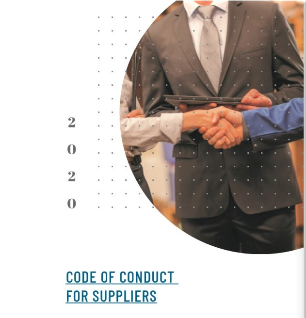 Cover of Code of conduct