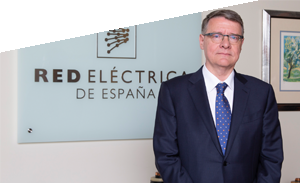 Jordi Sevilla, chairman of the Red Eléctrica Group