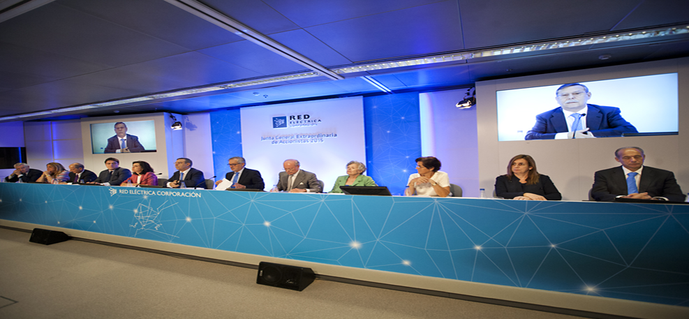 Extraordinary General Shareholders' Meeting 2015