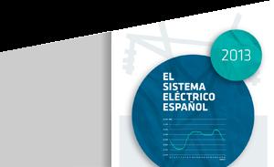 Informe del Sistema Eléctrico Español 2013