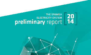 The Spanish Electricity System. Preliminary report 2014.