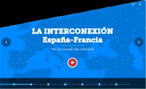 La interconexión España-Francia