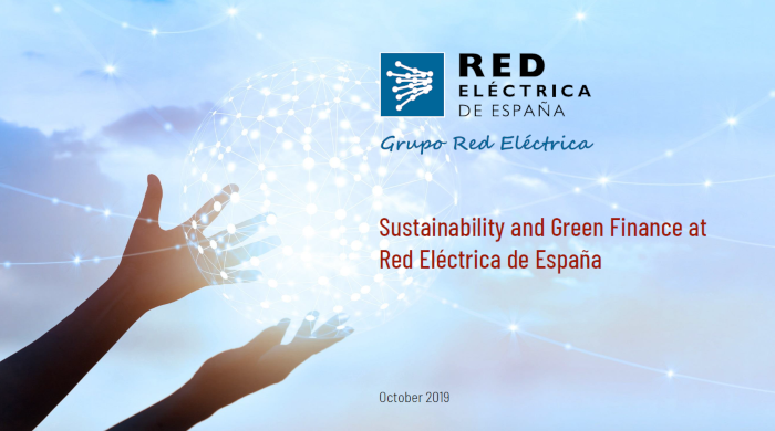 Sustainability and Green Finance at Red Eléctrica de España