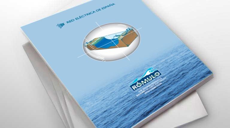 Title brochure RÓMULO.