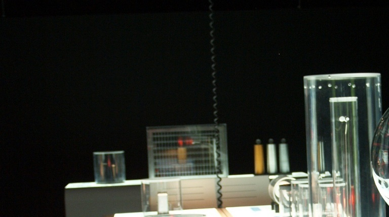 The electricity lab.