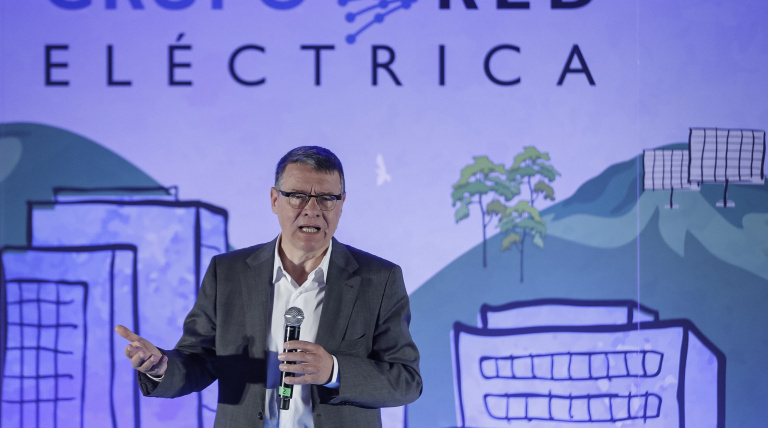 Jordi Sevilla, Chairman of the Red Electrica Group