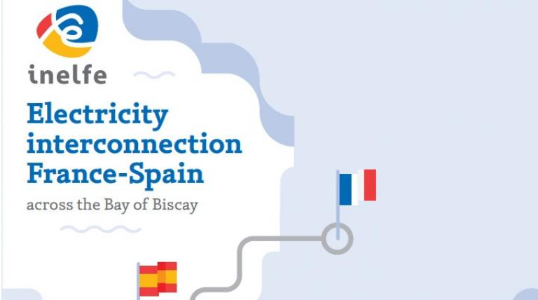 Electricity interconnection France-Spain