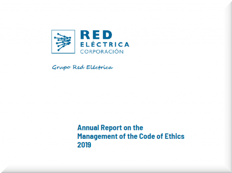 Annual Executive Report on the Management of the Code of Ethics 2019