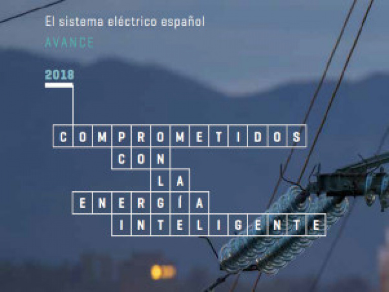Avance del Informe del sistema eléctrico