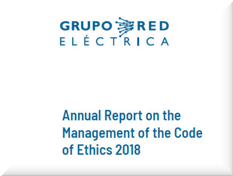 Annual Executive Report on the Management of the Code of Ethics 2018