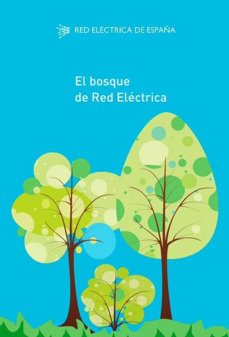 Portada de 'El bosque de Red Eléctrica'