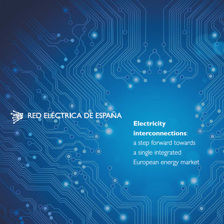 Electricity interconnections: a step forward towards a single integrated European energy market