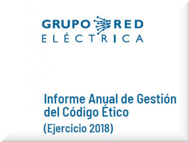Informe de Gestión del Código Ético 2018