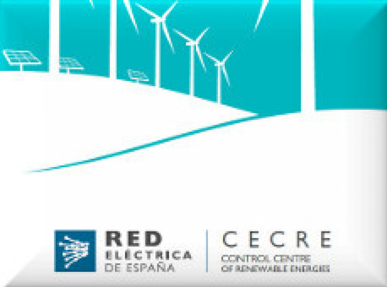 Cover of Cecre Control centre of renewable energies