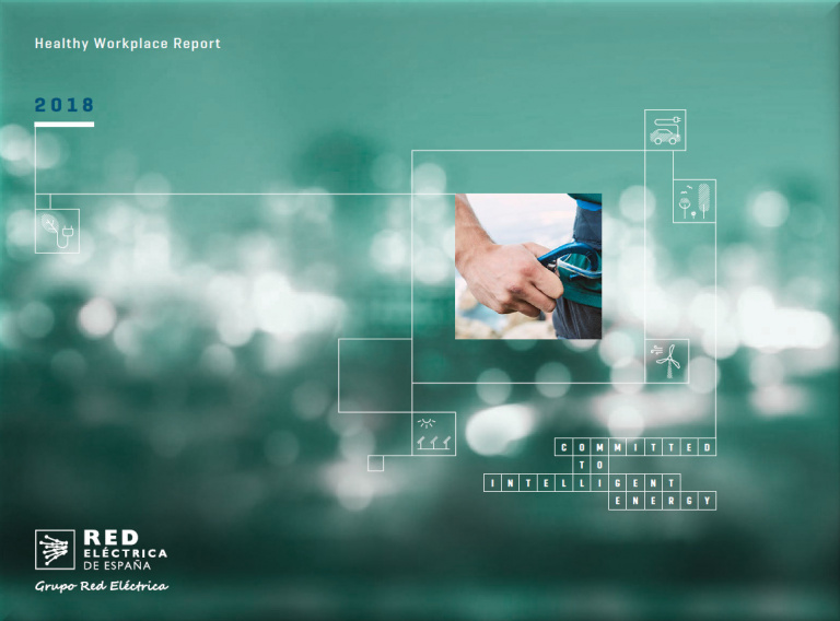 Healthy Workplace Report 2018