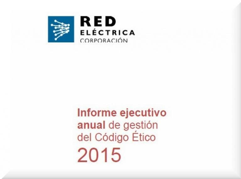 Portada del Informe 2015