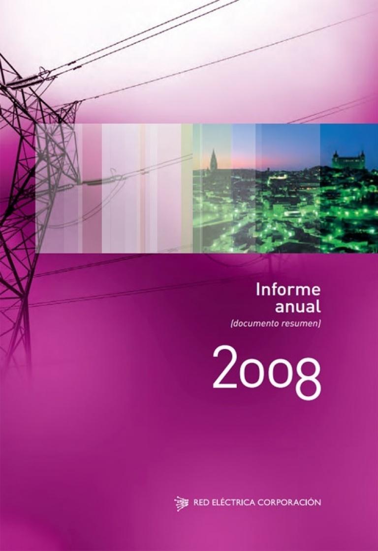 Informe anual 2008