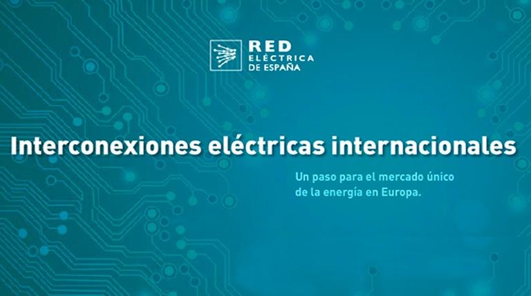 Interconexiones eléctricas internacionales
