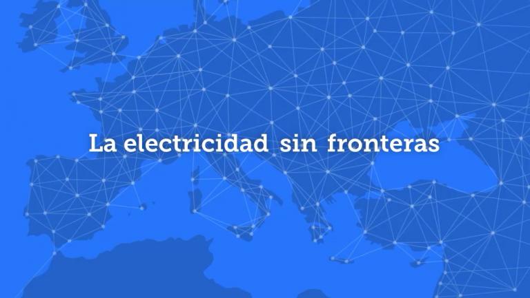 Video Interconexión España-Francia. La electricidad sin fronteras