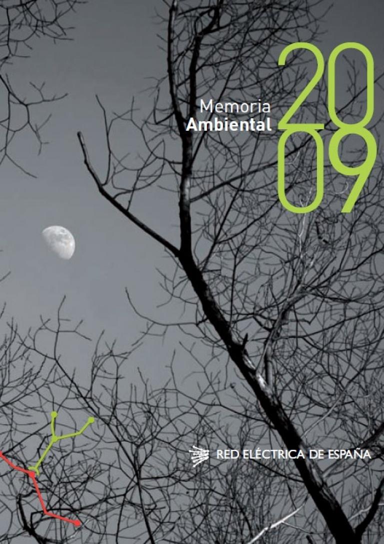 Portada de 'Memoria ambiental 2009'