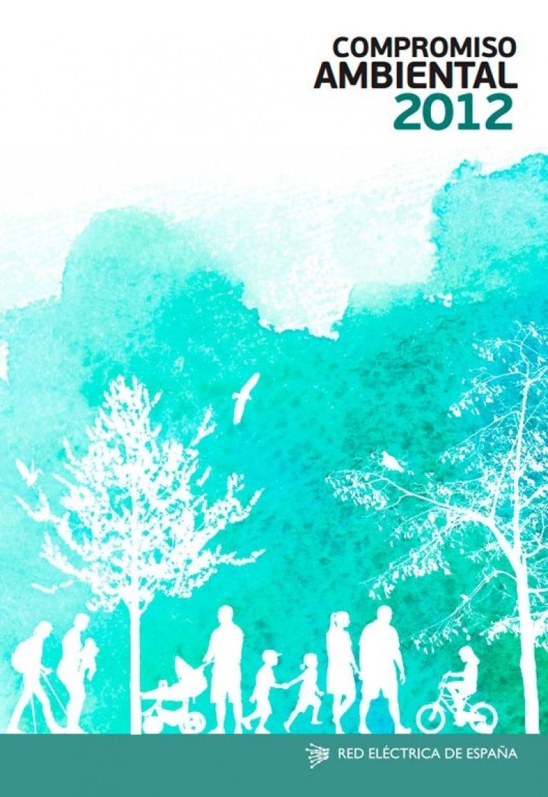 Portada de 'Compromiso ambiental 2012'