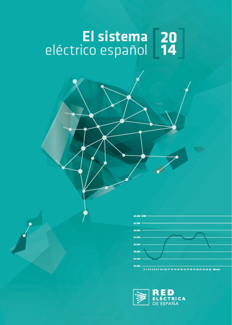 Portada del Informe del Sistema Eléctrico Español 2014