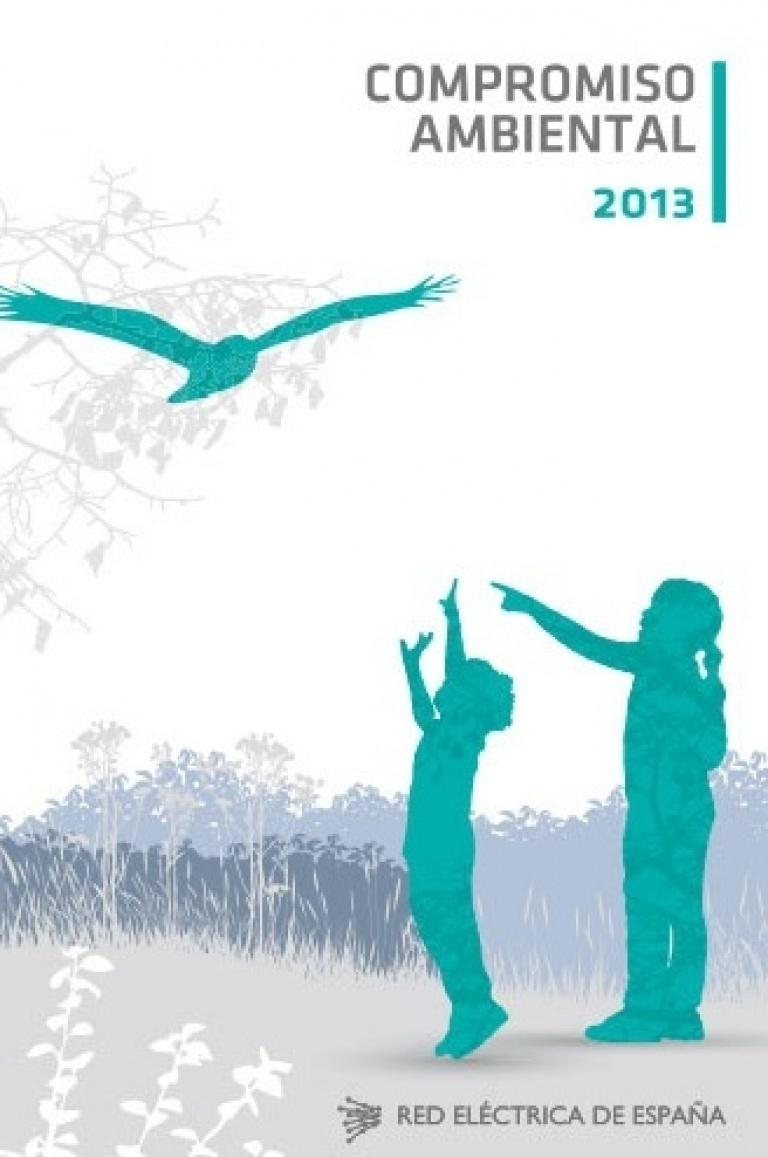 """Portada de """"Compromiso ambiental 2013"""""""