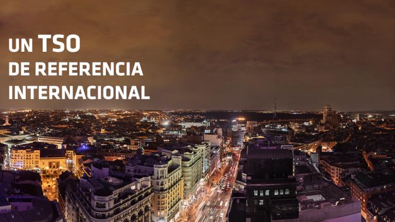 Red Eléctrica de España, un TSO de referencia internacional