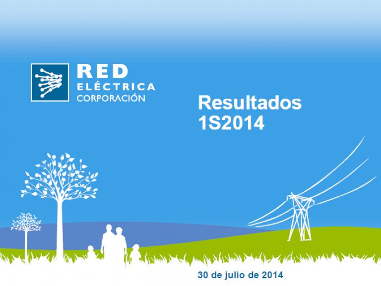 Resultados 1S2014. 30 de julio de 2014.