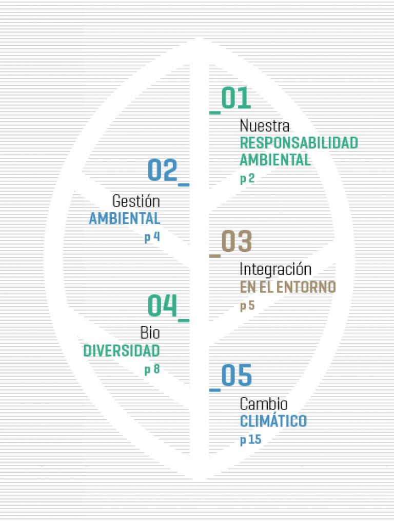 """Portada de """"Compromiso ambiental 2015"""""""