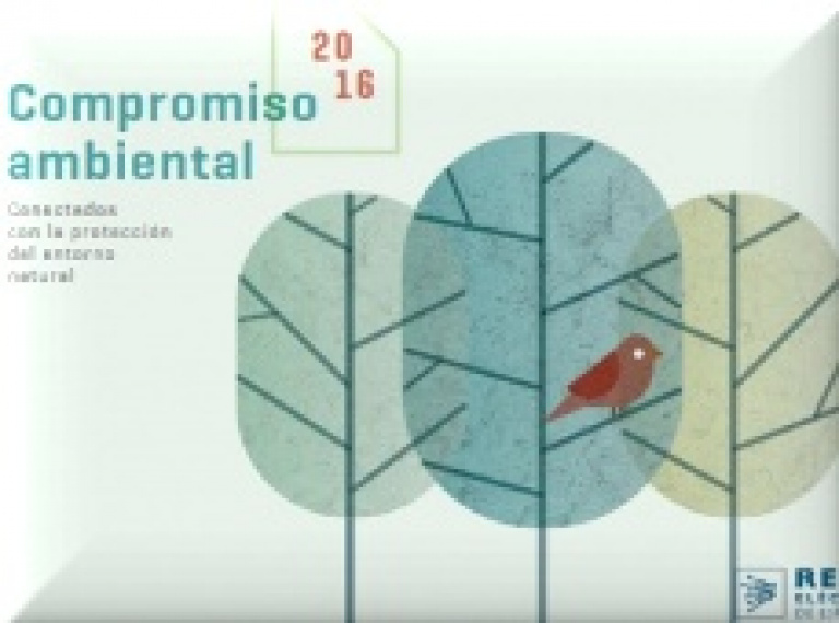 """Portada de """"Compromiso ambiental 2016"""""""