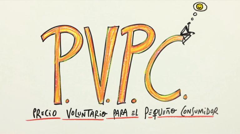 Video Precio voluntario para el pequeño consumidor (PVPC).