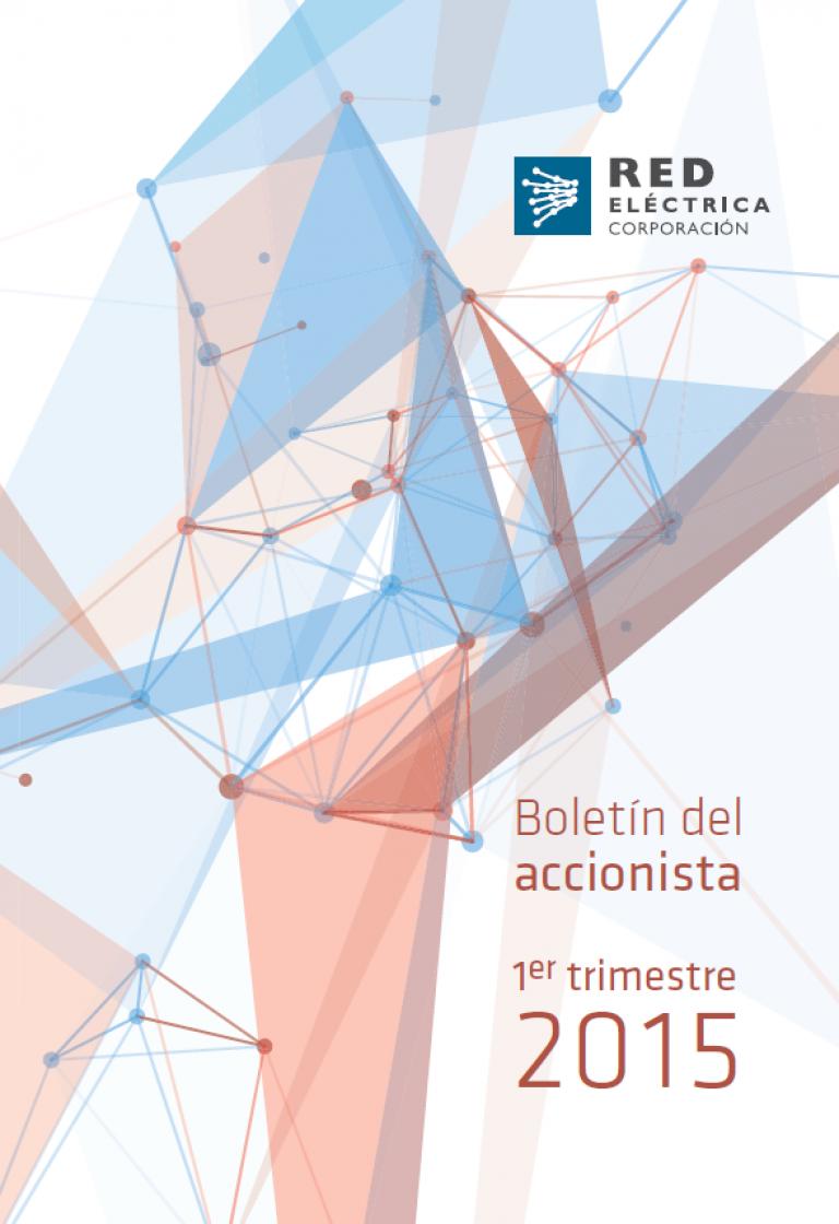 Boletín del accionista. 1er semestre 2015.