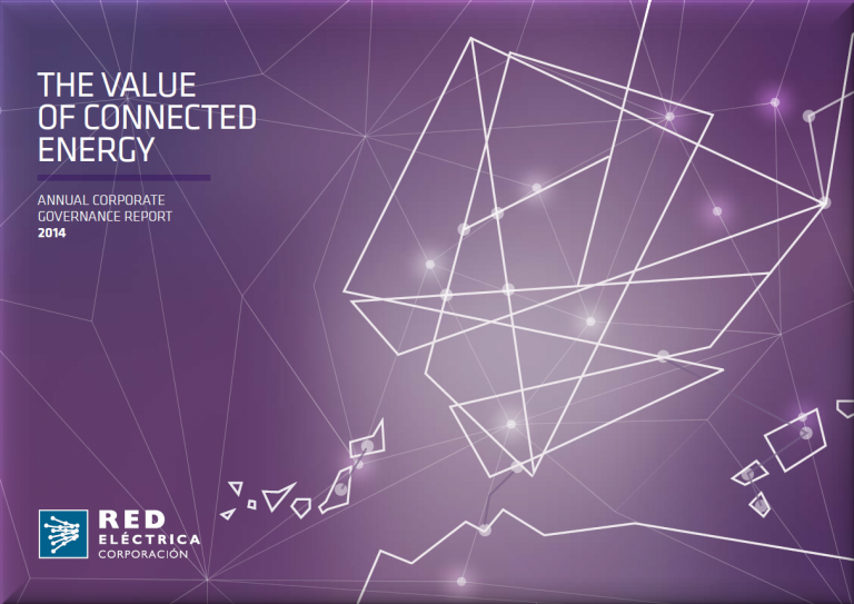 Cover of Corporate Governance Report 2014