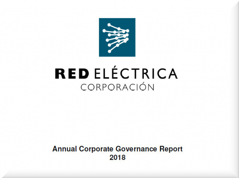 Go to Annual Corporate Governance Report 2018