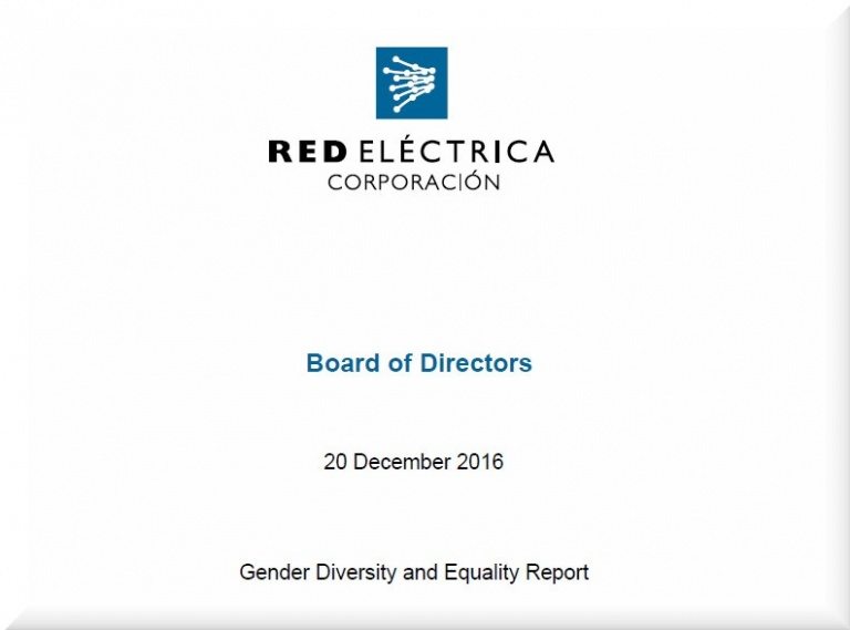 Go to Gender Diversity and Equality Report