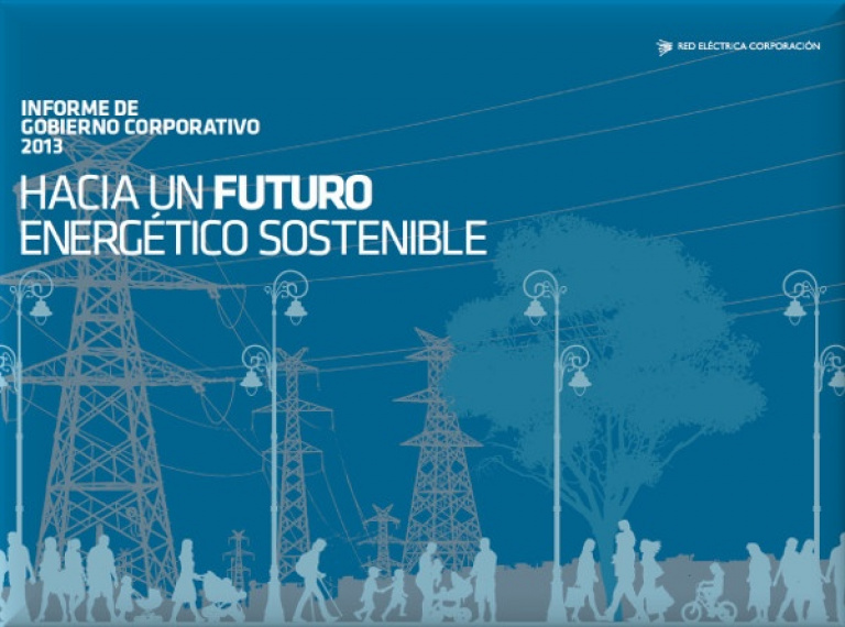 Portada del Informe de Gobierno Corporativo 2013
