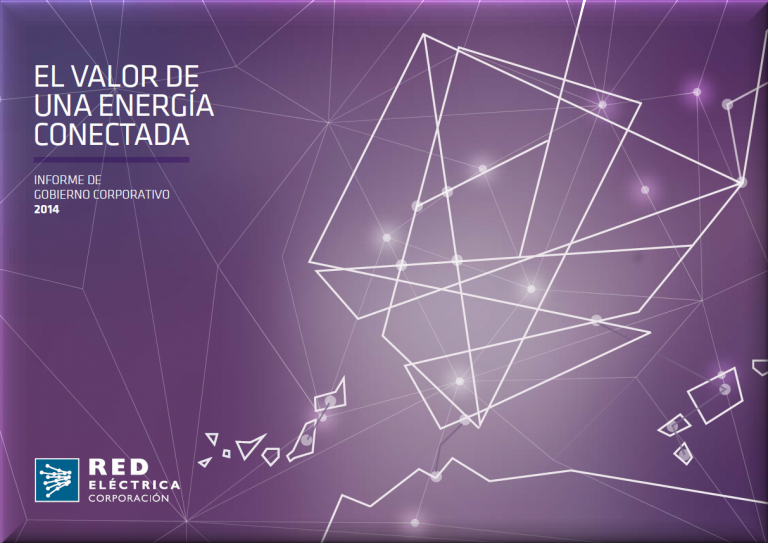 Portada del Informe de Gobierno Corporativo 2014
