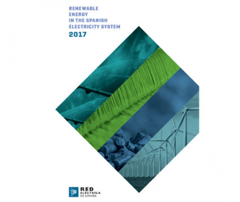 Renwable energy in 2017 report