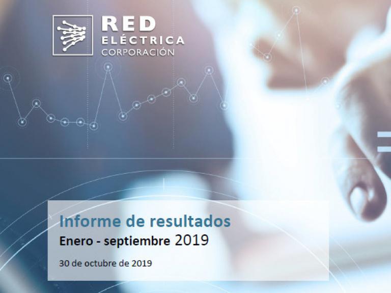 Informe de Resultados de los nueve primeros meses de 2019