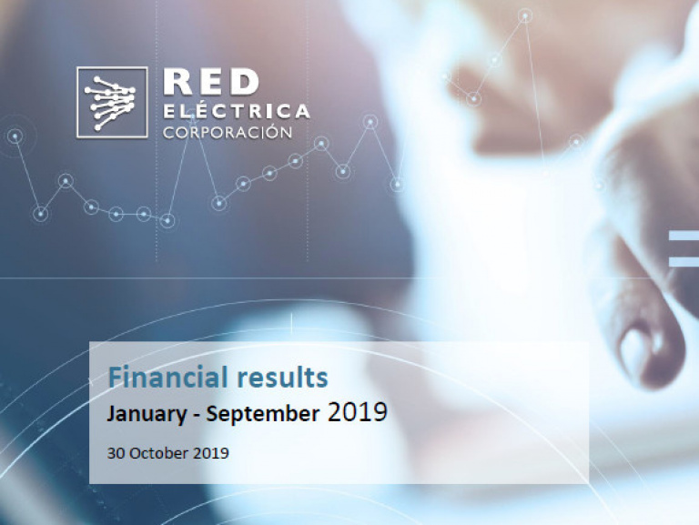 Financial results (January - September 2019)