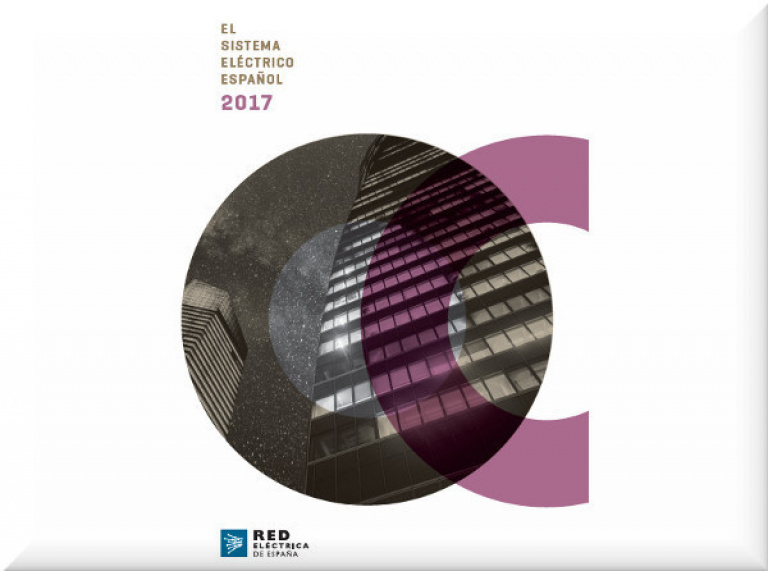 Sistema eléctrico español 2017