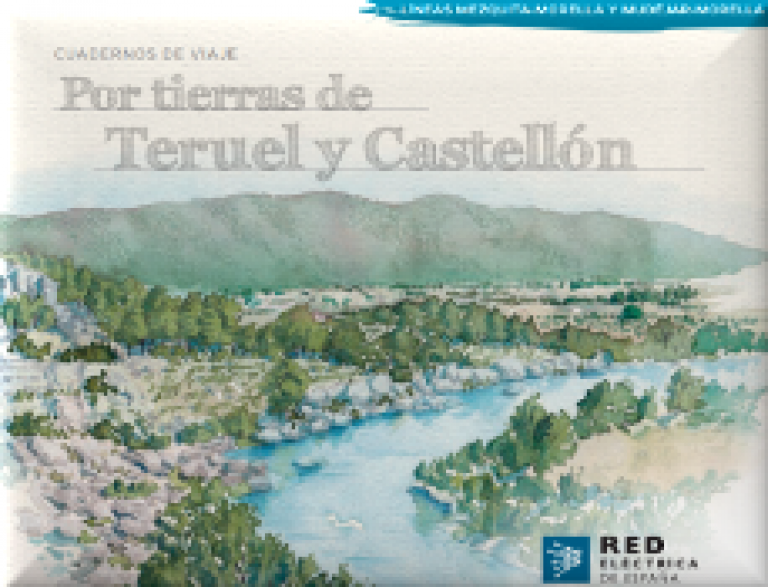 Portada Por tierras de Teruel y Castellón