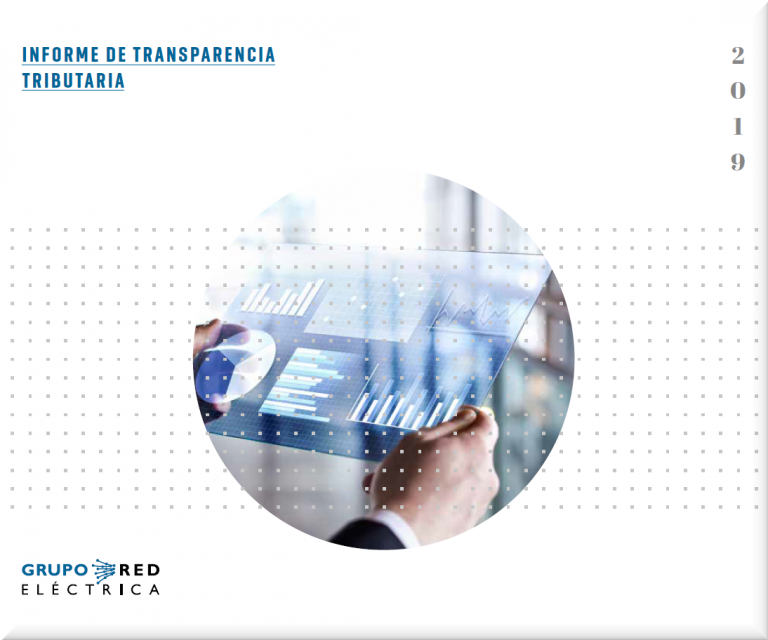 Informe de Transparencia tributaria - Ejercicio 2019