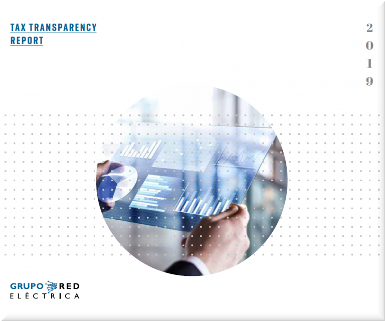 Tax Transparency Report 2019